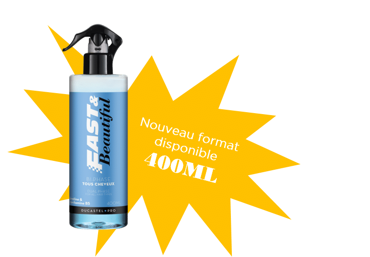 biphase FAST & BEUTIFUL format 400ml